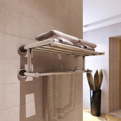 Stainless Steel Towel Rack 6 Tubes