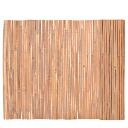 stradeXL Bamboo Fence 100x400 cm