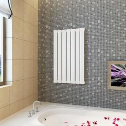stradeXL Panel grzewczy, kaloryfer, biały, 542 x 900 mm