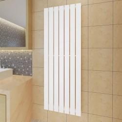 stradeXL Panel grzewczy, kaloryfer, biały, 542 x 1500 mm