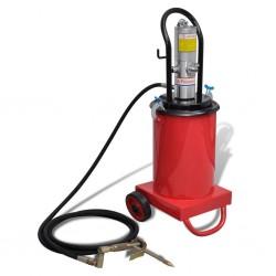Wtryskiwacz olejowy z napędem pneumatycznym 12 L