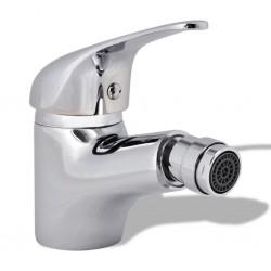 stradeXL Bathroom Bidet Mixer Tap Chrome
