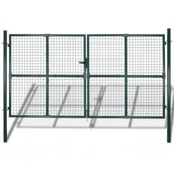 Bramka furtka ogrodowa 289 x 200 cm / 306 x 250 cm