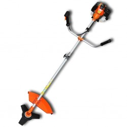 stradeXL Brush Cutter Grass Trimmer 51.7 cc Orange 2.2 kW