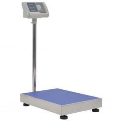 stradeXL Cyfrowa waga platformowa do 300 kg, akumulatorowa