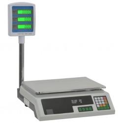stradeXL Elektroniczna waga z wyświetlaczem LCD, 30 kg