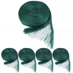 stradeXL Anti-bird Nets 5 pcs 4x10 m PE
