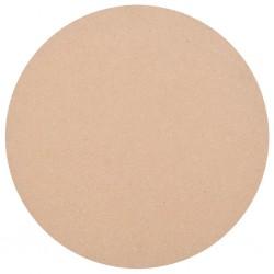 stradeXL Blat stołu, okrągły, MDF, 600 x 18 mm