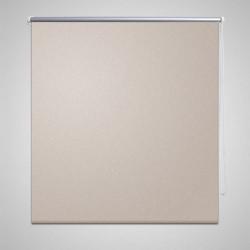 Roleta zaciemnijąca, beżowa (120 x 175 cm)
