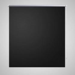 Roleta przeciwsłoneczna 120 x 230 cm Czarna
