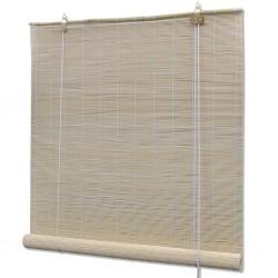 stradeXL Rolety bambusowe, 150 x 220 cm, naturalne