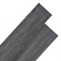 stradeXL Panele podłogowe z PVC, 5,26 m², 2 mm, czarno-białe