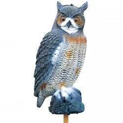 Ubbink Odstraszacz ptaków duża sowa, 1382530