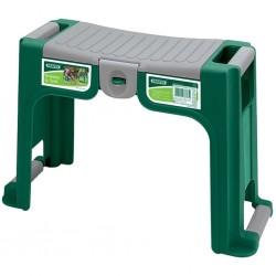 Draper Tools Klęcznik i krzesełko ogrodowe, zielone, 76763