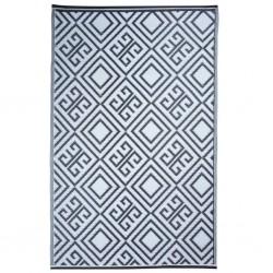 Esschert Design Dywan zewnętrzny, 120x186 cm, z grafiką, OC12