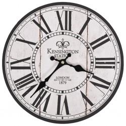 stradeXL Zegar ścienny vintage London, 30 cm
