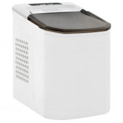 stradeXL Kostkarka do lodu, biała, 1,4 L ,15 kg/24 h