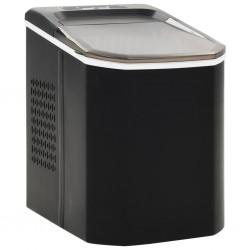 stradeXL Kostkarka do lodu, czarna, 1,4 L ,15 kg/24 h
