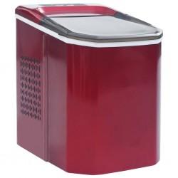 stradeXL Kostkarka do lodu, czerwona, 1,4 L, 15 kg/24 h