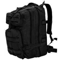 stradeXL Army-Style Backpack 50 L Black