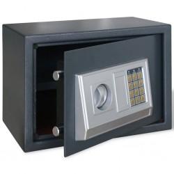 stradeXL Electronic Digital Safe with Shelf 35 x 25 x 25 cm