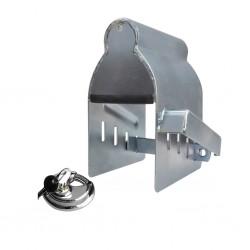 ProPlus Zabezpieczenie haka holowniczego z zamkiem 341326S