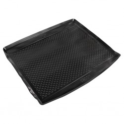 stradeXL Car Boot Mat for VW CADDY 2004- Rubber