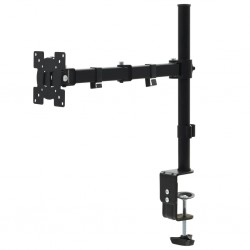 "stradeXL Monitor Desk Mount 32"" Single Arm Height Adjustable"