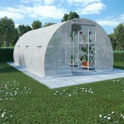 stradeXL Greenhouse 13.5m² 450x300x200 cm