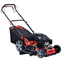 stradeXL 4-in-1 Petrol Lawn Mower Steel 51 cm 4.6 HP