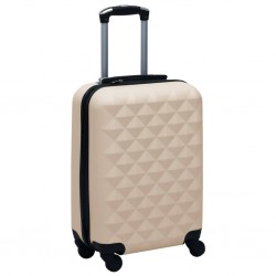stradeXL Hardcase Trolley Gold ABS