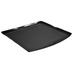 stradeXL Car Boot Mat for Seat Leon Combi (2013-) Rubber