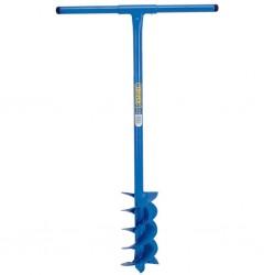 Draper Tools Dołownik do słupków ze świdrem, 1070x155 mm, niebieski