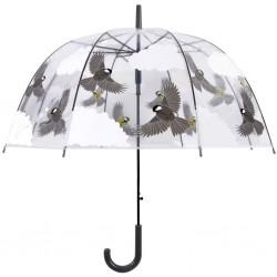 Esschert Design Parasolka z nadrukiem w ptaki, 81 cm, TP274