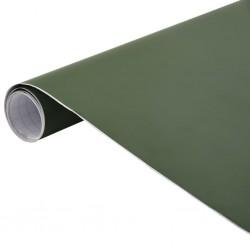 stradeXL Folia samochodowa, matowa, zielona, 200x152 cm
