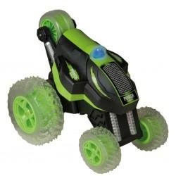 Happy People Samochód zdalnie sterowany Power Tumbler, zielono-czarny
