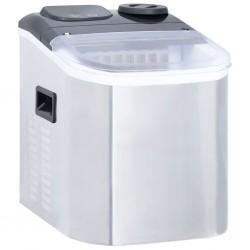 stradeXL Ice Cube Maker Stainless Steel 20 kg / 24 h