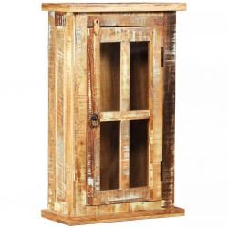 stradeXL Szafka wisząca z drewna z odzysku, 44 x 21 x 72 cm