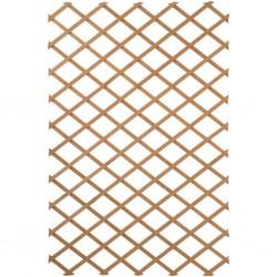 Nature Trejaż ogrodowy, 100 x 300 cm, drewniany, brązowy