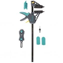 wolfcraft Zestaw narzędzi do budowy tarasów, 6988000