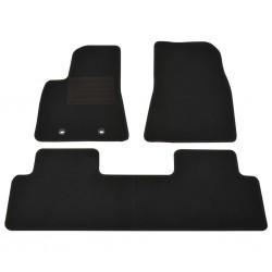 stradeXL 3 Piece Car Mat Set for Tesla Model 3