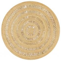 stradeXL Dywan ręcznie wypleciony z juty, 150 cm