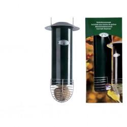 Esschert Design Karmnik na kule tłuszczowe dla ptaków, zielony