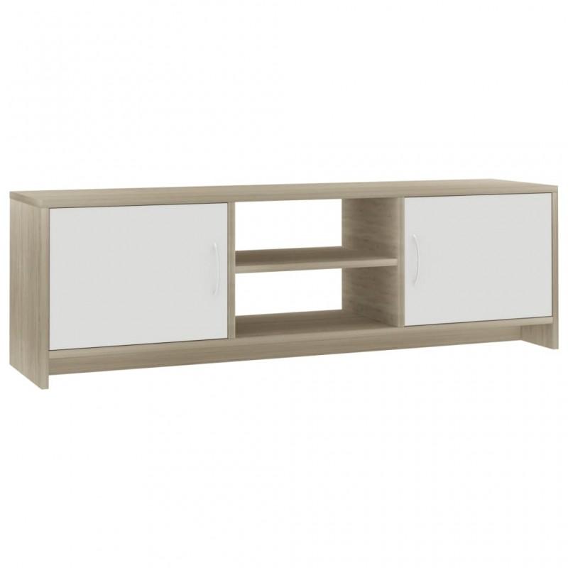 stradeXL TV Cabinet White...