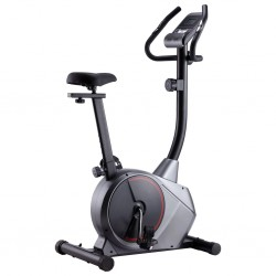 stradeXL Magnetyczny rower treningowy z pomiarem tętna