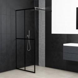 stradeXL Ścianka prysznicowa, szkło hartowane, 100 x 195 cm