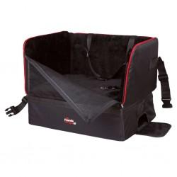 TRIXIE Fotelik samochodowy dla psa czarny 45x38x37