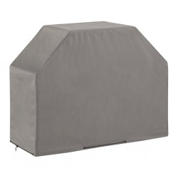 Madison Barbecue Cover 126x52x101cm Grey