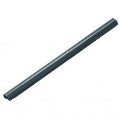 stradeXL 100 pcs Fence Strip Clips PVC Green