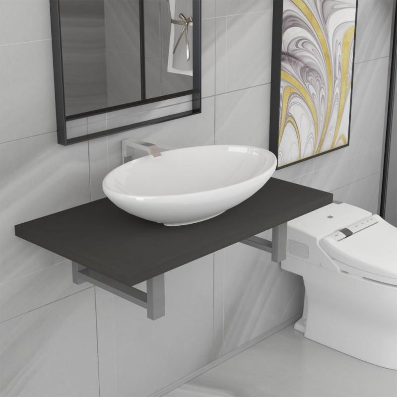 stradeXL Two Piece Bathroom...